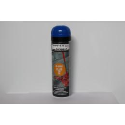 Bombe peinture marquage au sol permanent 12 mois - 7 couleurs
