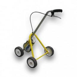 chariot pour marquage au sol